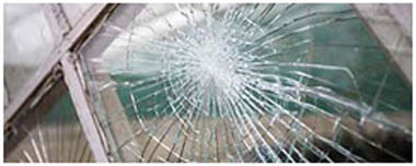Loughton Smashed Glass
